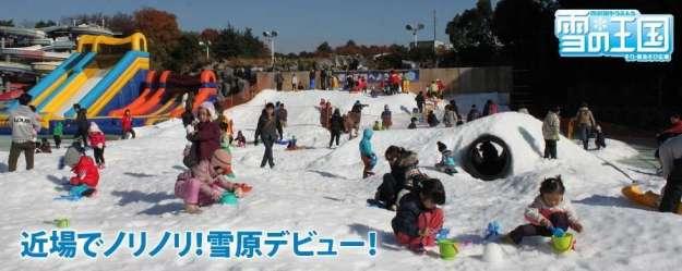 Snow Kingdom Seibu Amusement Park