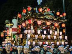 Chichibu Night Festival from John Becker