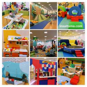 Preschooler fun at Bornelund Kid-o-Kid in Cocoon 2 | OMIYA