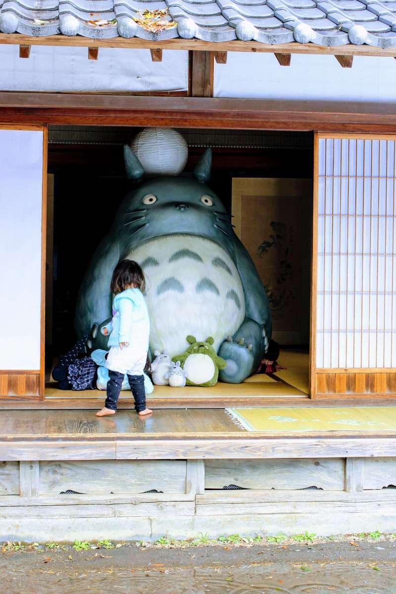 The Homeland of Totoro on Tokyo Border @ Sayama Hills | TOKOROZAWA
