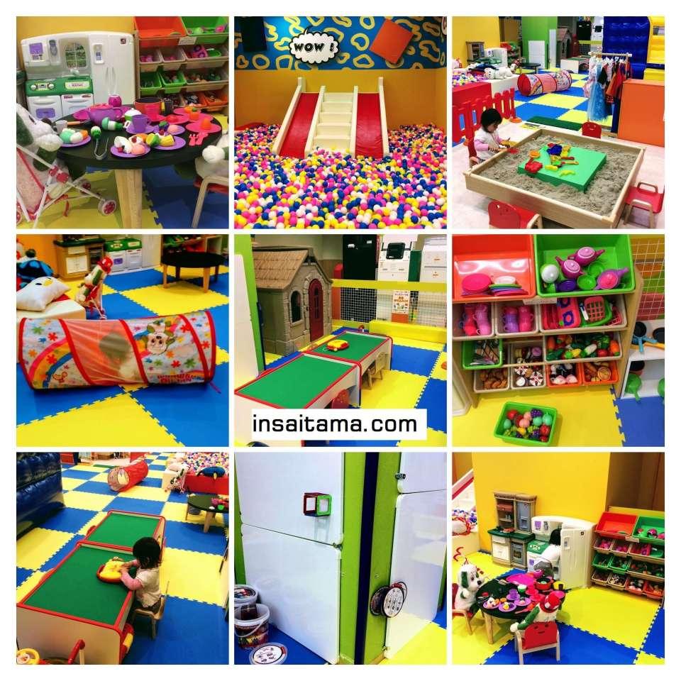 Preschooler play area Kids Park in Elumi   KOUNOSU