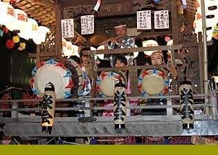 Okegawa Gion Festival