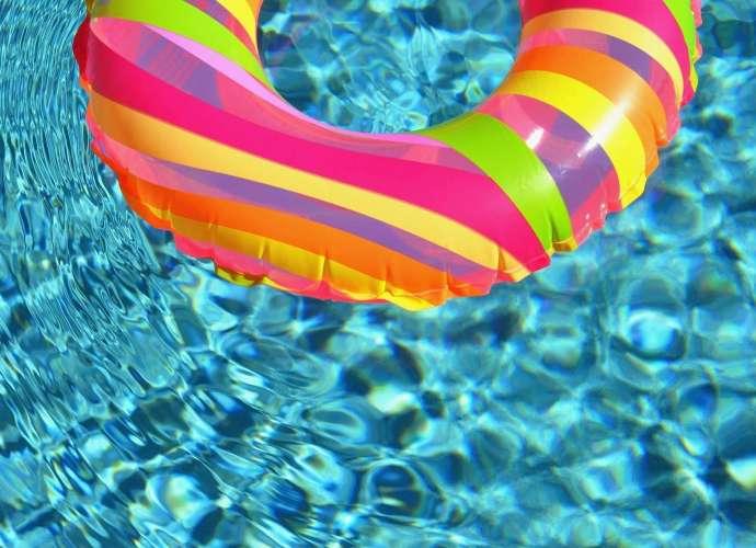 Seibu Pools Shirakobato Park Festival
