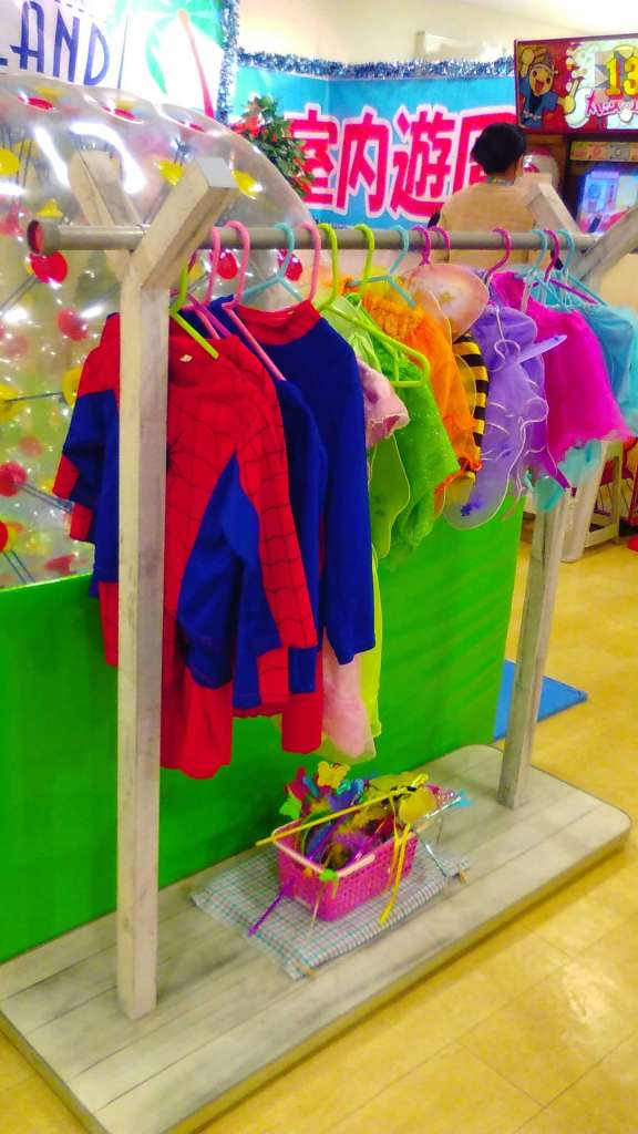Kid's US land kawagoe dress up