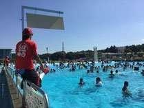 saitama water park saitama pools summer