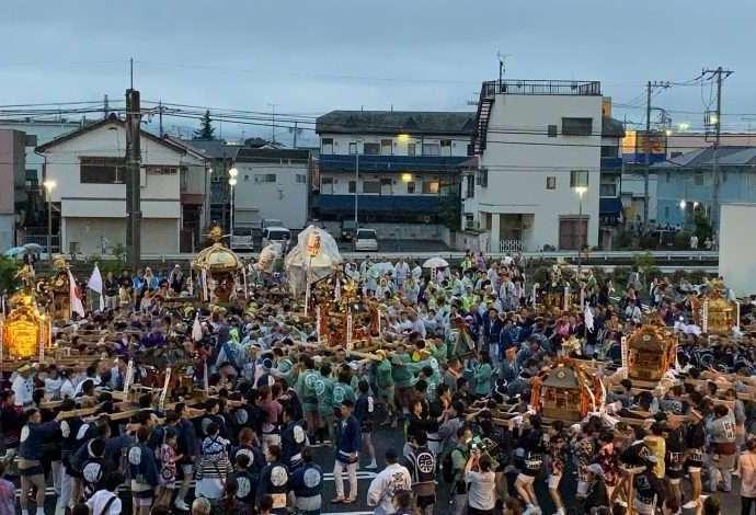 Honjo Gion Festival from the Honjo Sightseeing Association