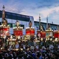 Kumagaya Uchiwa Festival   KUMAGAYA