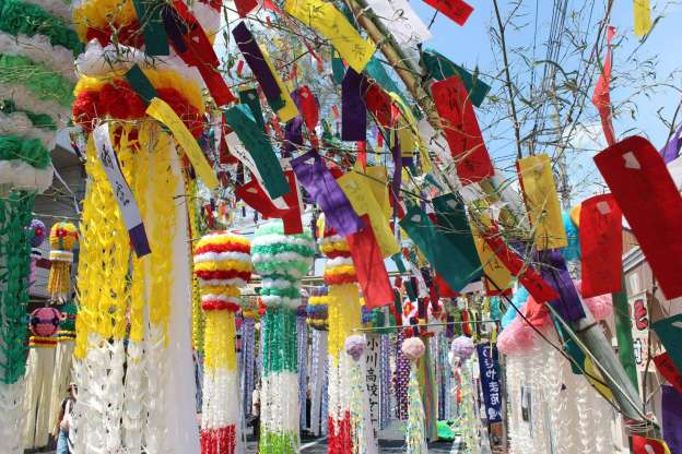 Ogawa tanabata