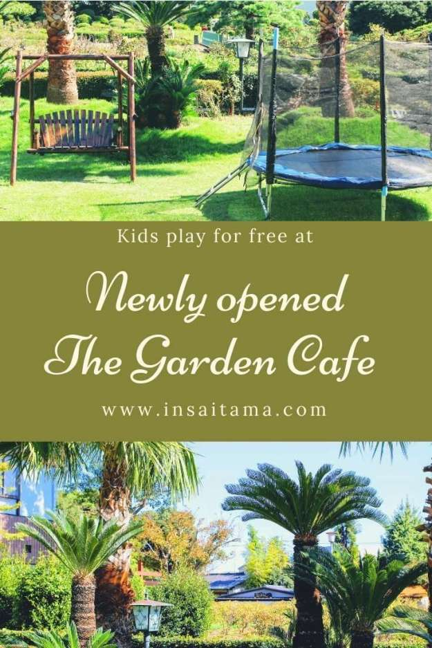 Kids play for free at newly opened The Garden Cafe Glamping Play area
