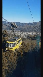 Nagatoro's Hodosan Ropeway | CHICHIBU