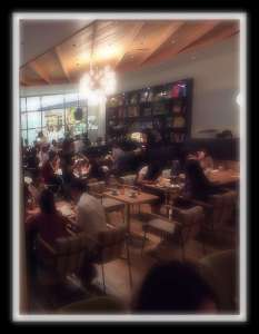 Wired Cafe Omiya