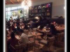 Wired Cafe Omiya