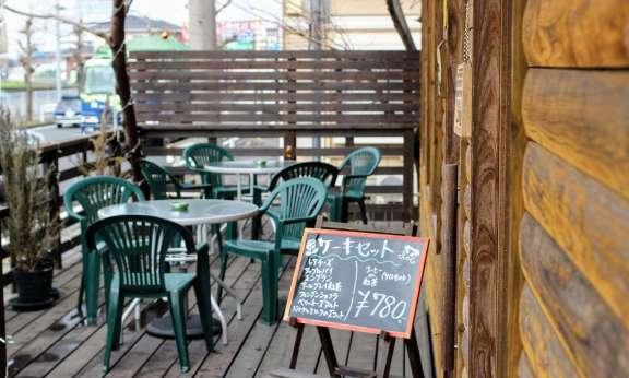 Cafe Terrace Lodge