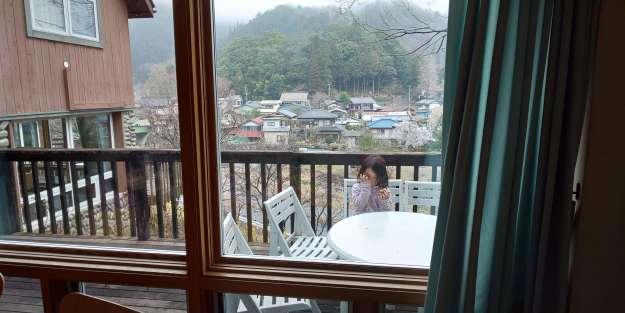 yoshida genki mura cabin cottage accommodation yoshida rocket town chichibu