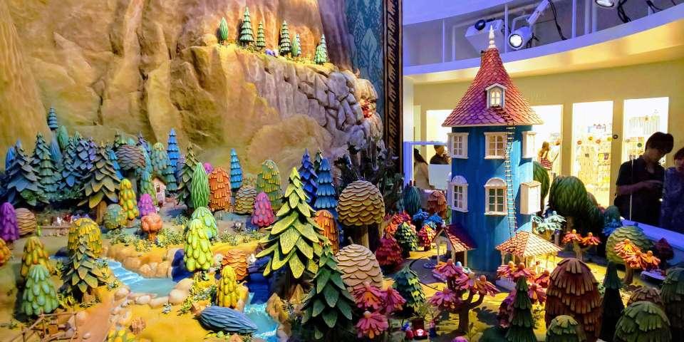 Kokemus Exhibition Facility, Moomin Valley Park