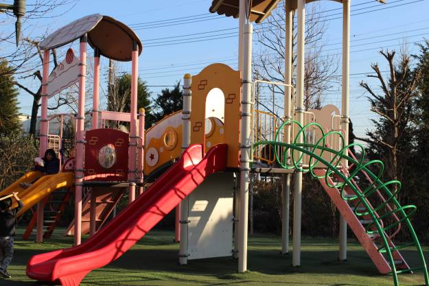 Hanazono Forest playground