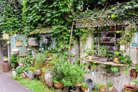 Herbal House Open House and Garden Yoshimi Saitama Prefecture insaitama.com