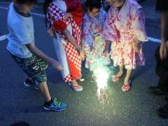 Sparkler Festival kawagoe