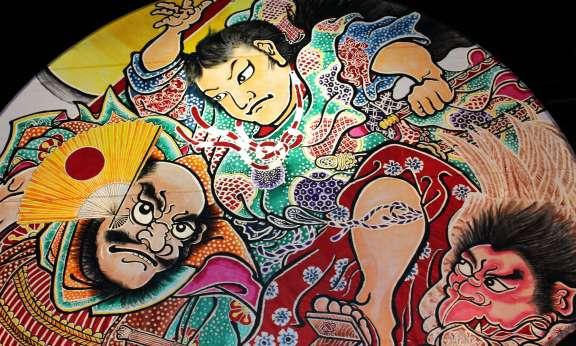 Kitamoto Neputa Festival insaitama.com