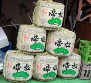 Visiting the Matsuoka Brewery in Ogawa Town