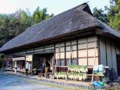 Yoshida folk house saitama's oldest home in Ogawa machi Saitama japan