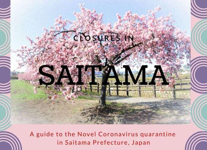 Coronavirus Saitama