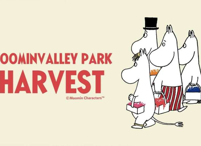 Moominvalley park harvest 2021