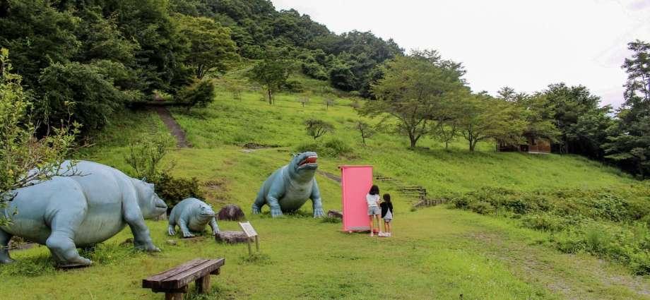 Doko demo door Ogano Chichibu Summer 2021