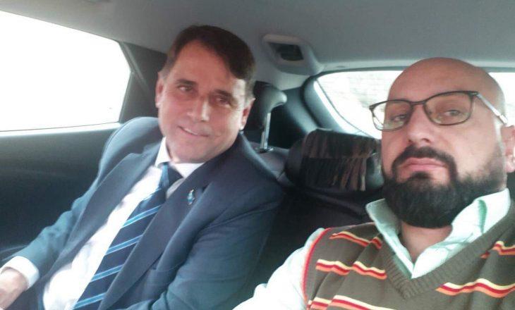 Zv/ministri punësohet pa konkurruar si asistent i Bajram Kosumit