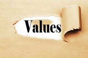 Your Values Make the Person You Are