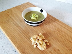 zuppa porri zucchine 2