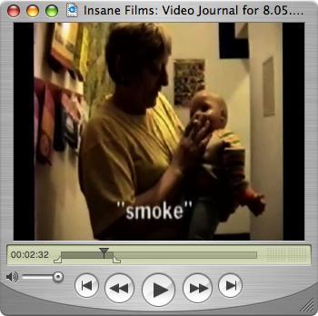 smoke insanefilms ceven smoking