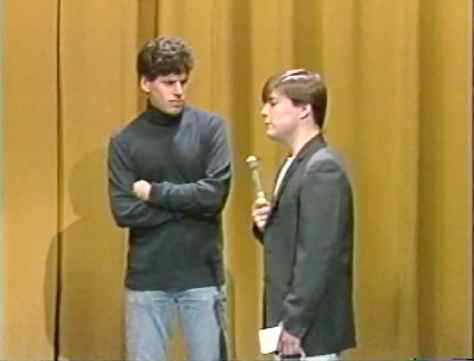 gong show 1989 eggbert mullins