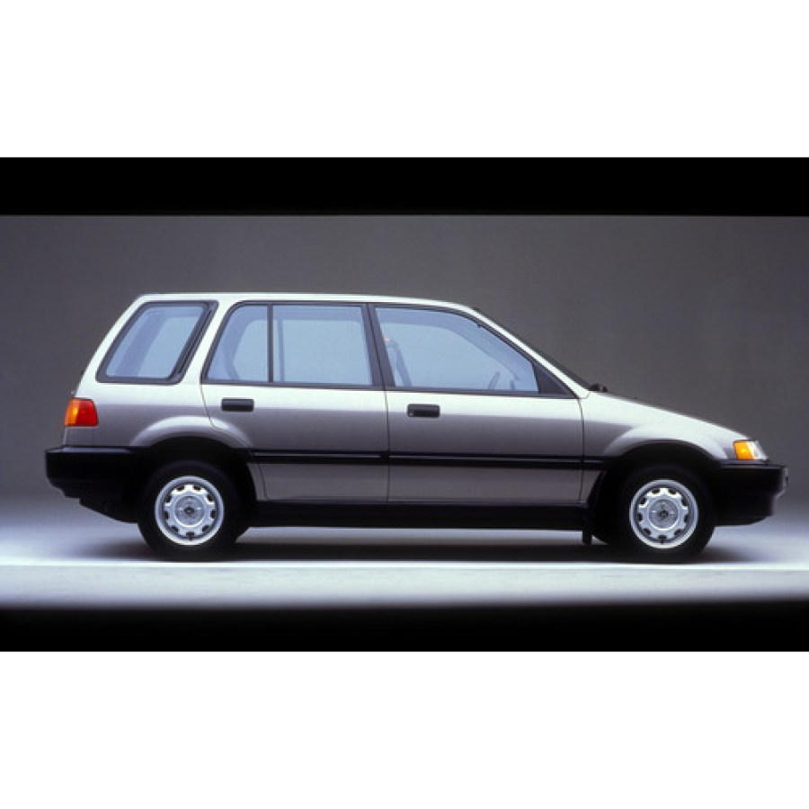 1988-1991 Civic Wagon AWD