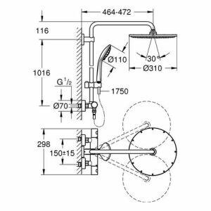 Honeywell Thermostat Product Honeywell Vision Pro 8000