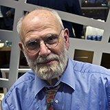 Oliver Sacks, photo by Dan Lurie