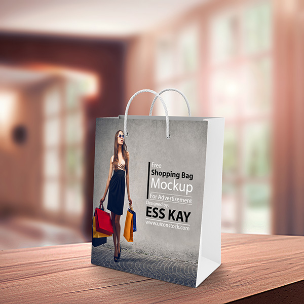 Place your logo design, typography, logotypes or design elements and. 21 Best Shopping Bag Mockups Psd Free Premium