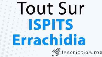 Photo of Tout sur ISPITS Errachidia