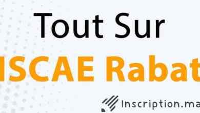 Photo of Tout sur ISCAE Rabat