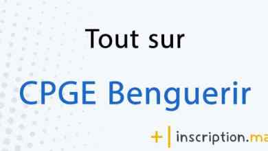 Photo of Tout sur CPGE Benguerir