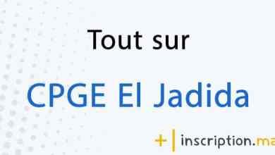 Photo of Tout sur CPGE El Jadida