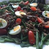 My Favourite Salad Nicoise