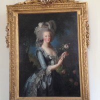 The Anatomy of a Frame: Marie-Antoinette à la Rose (Paris Part 2 + 3/4)