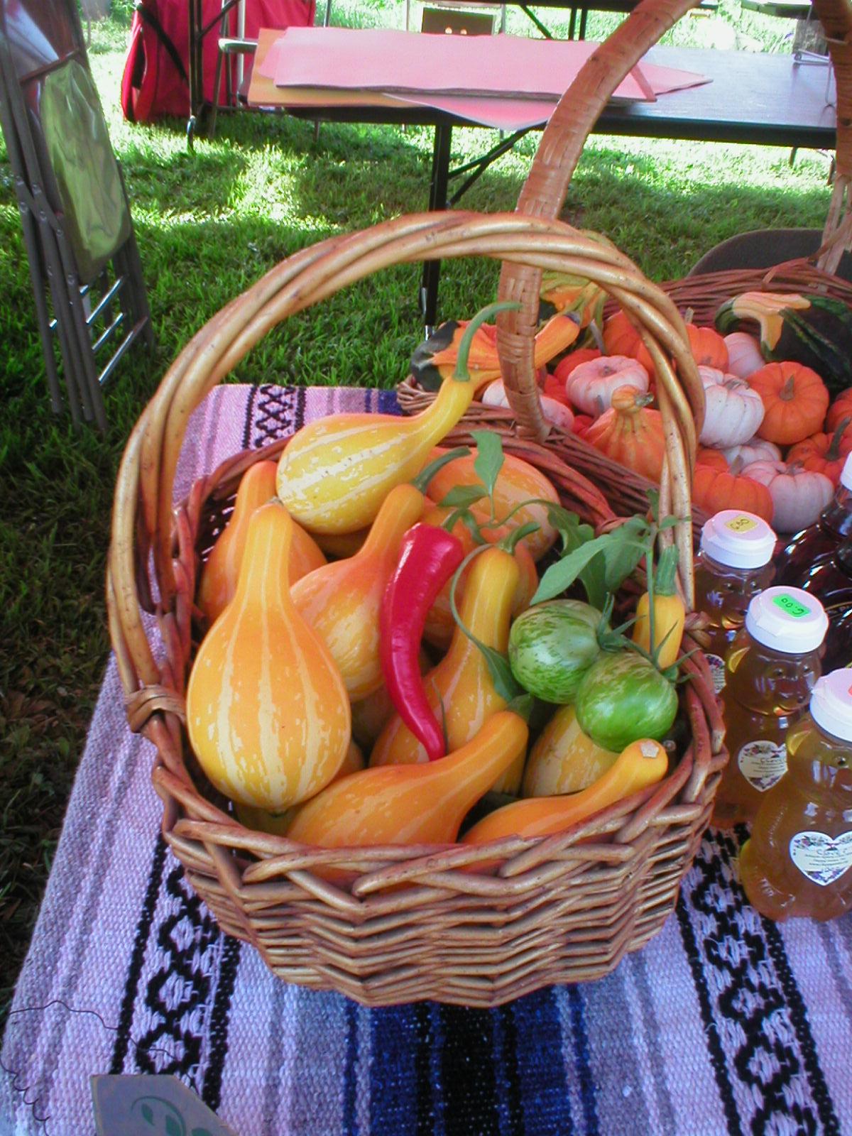 Basket of abundance