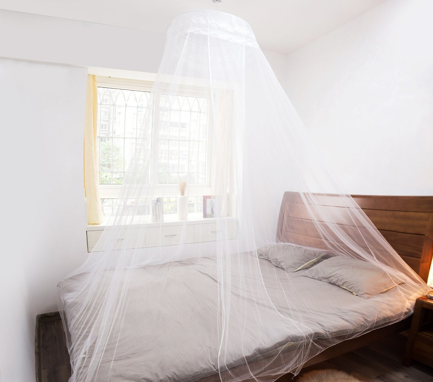 Best mosquito net canopy for bed