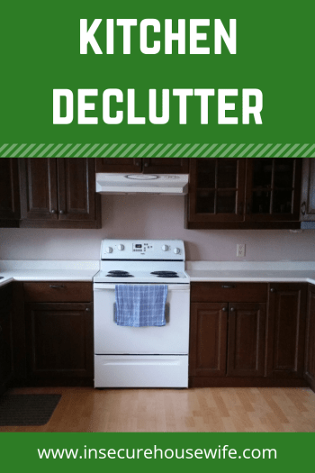 Kitchen clutter can become a major problem when it inhibits your ability to cook for your family. Get your kitchen clutter free today.