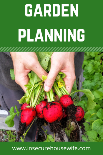 The gardening season is fast approaching. Be ready for it by planning your garden today.
