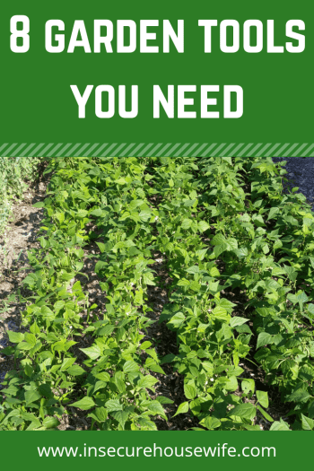 Gardening requires a few necessary tools. No matter the size of your garden, these are the tools needed to ensure you garden work is efficient and the harvest is bountiful.