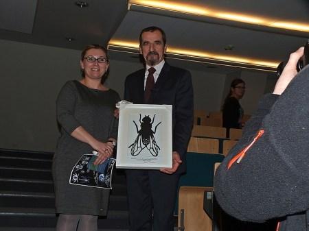 Iwona Mucha i Ryszard Szadziewski