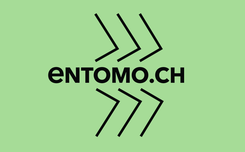 entomo.ch Logo all rights reserved Swiss Entomological Society